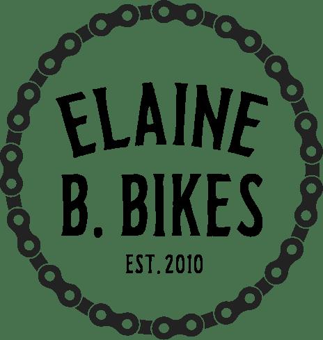 Elaine B. Bikes Logo